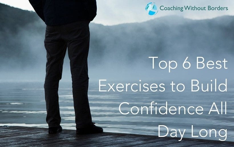 6 best exercises to build confidence